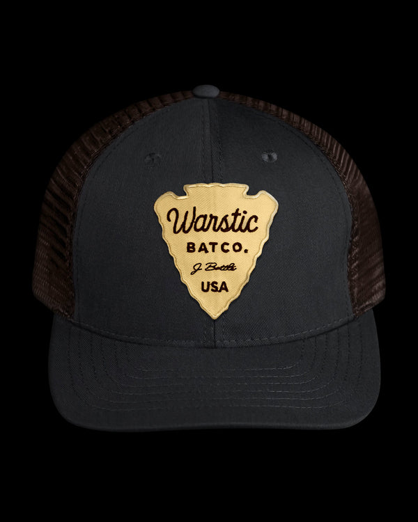 OFF-SEASON SNAPBACK BLACK/TOBACCO (ARROWHEAD), [prouduct_type], [Warstic]