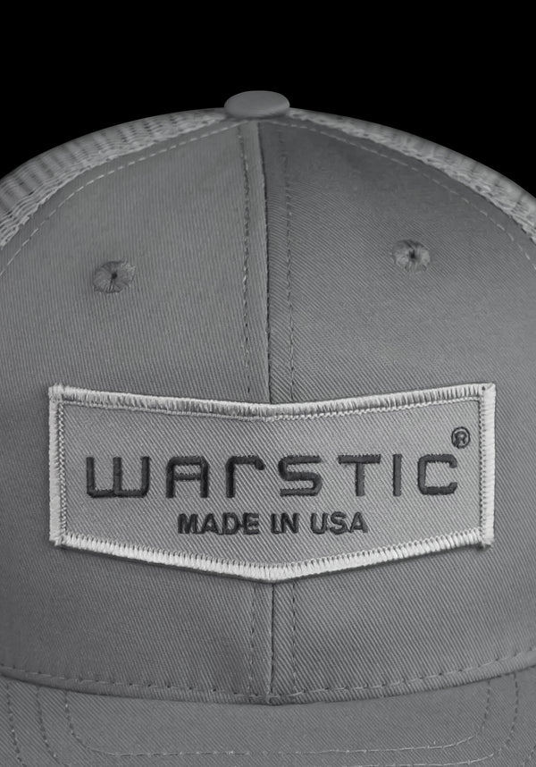 OFF-SEASON SNAPBACK GRAY/GRAY (CHEVRON), [prouduct_type], [Warstic]