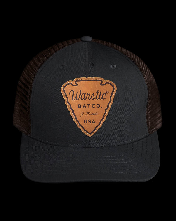 OFF-SEASON SNAPBACK LEATHER ARROWHEAD