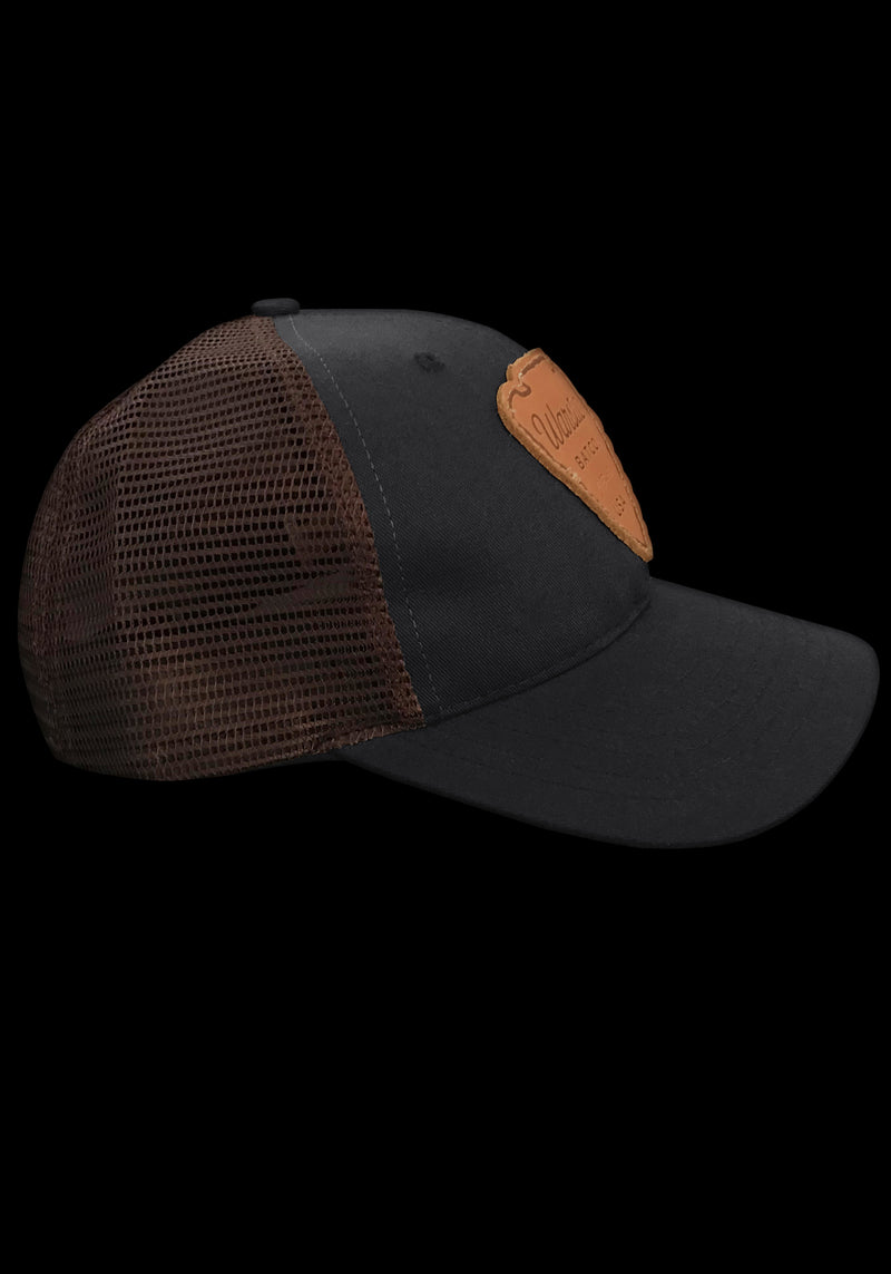 OFF-SEASON SNAPBACK LEATHER ARROWHEAD, [prouduct_type], [Warstic]