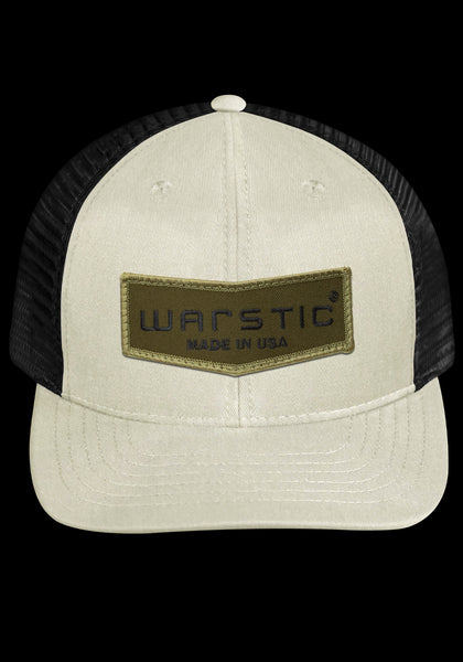 Off-Season Snapback Off White/Black (Chevron Green), [prouduct_type], [Warstic]
