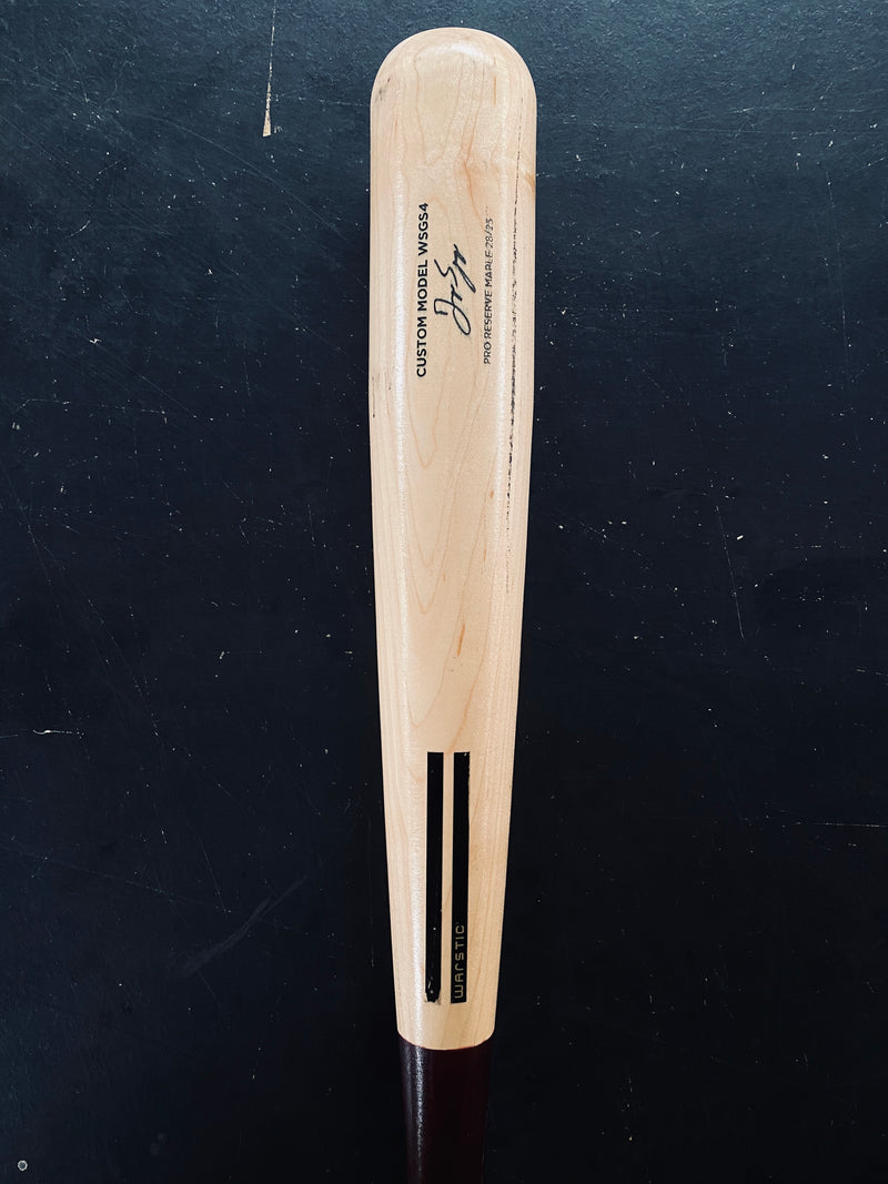 GEORGE SPRINGER PRO RESERVE BAT - GRAY/BLACK, [prouduct_type], [Warstic]