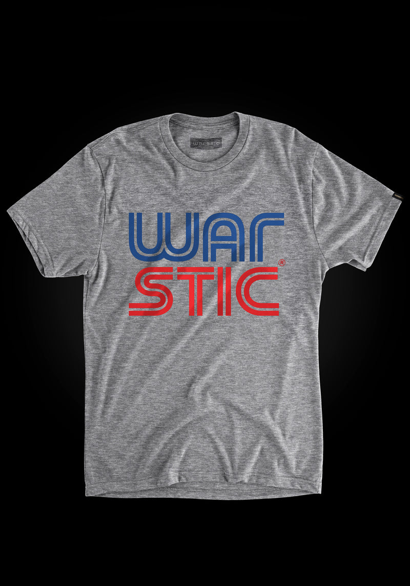 WEST COAST YOUTH TEE (GRAY/RED/BLUE), [prouduct_type], [Warstic]