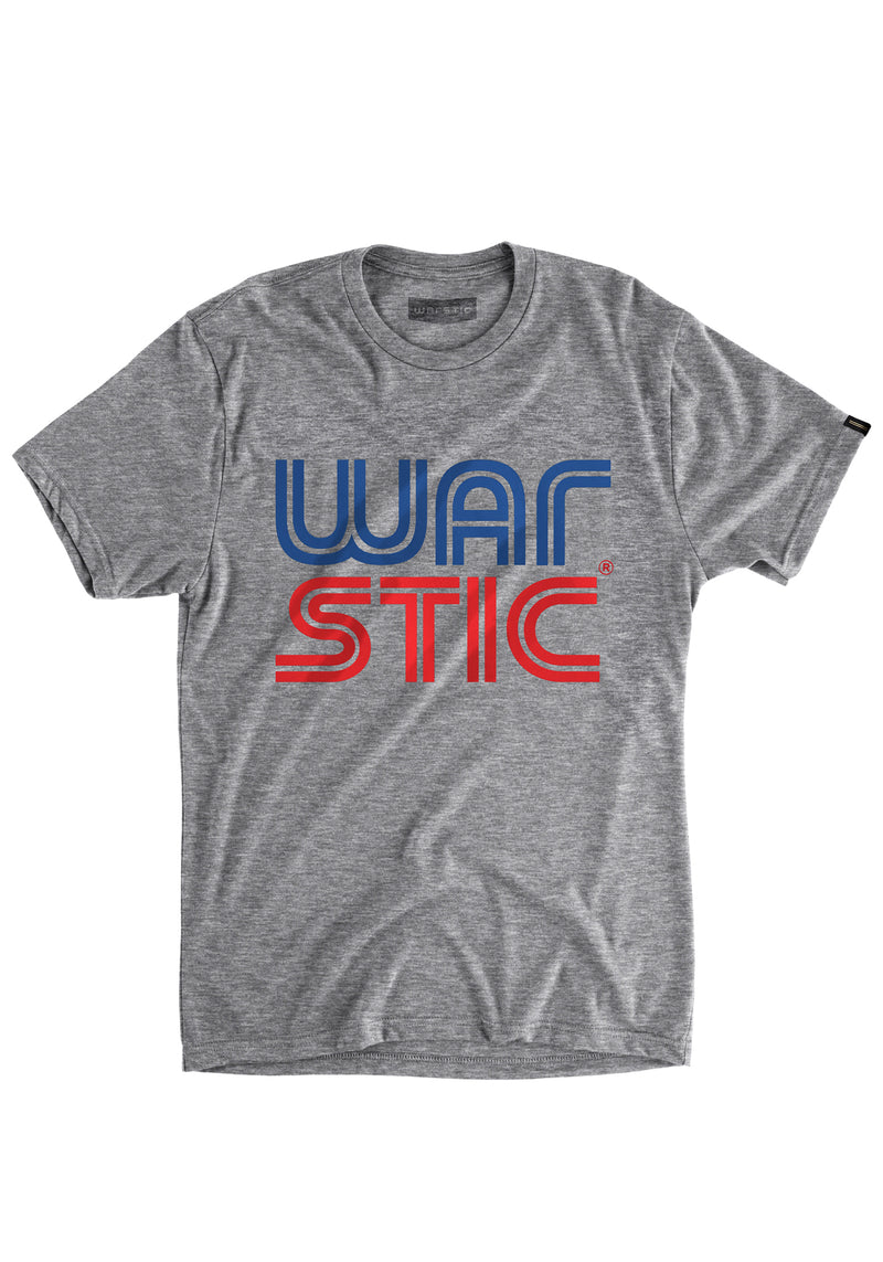 WEST COAST TEE (GRAY/RED/BLUE), [prouduct_type], [Warstic]
