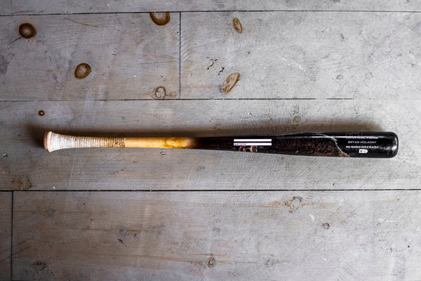 Bryan Holaday 2019 Player's Weekend Bat, [prouduct_type], [Warstic]