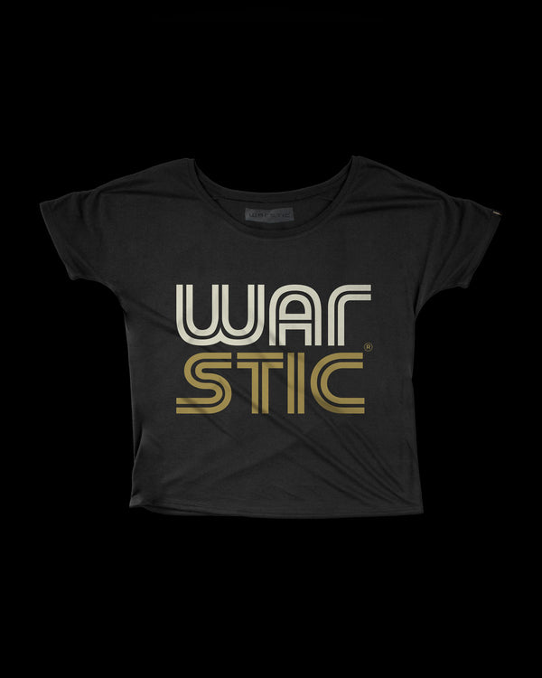 WEST COAST WOMEN'S TEE (BLACK)