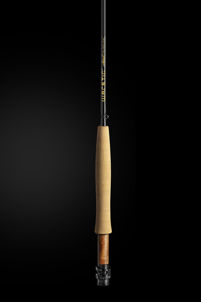ATTACK 1 WESTERN FLY ROD WITH POWER LOADED WARTIP