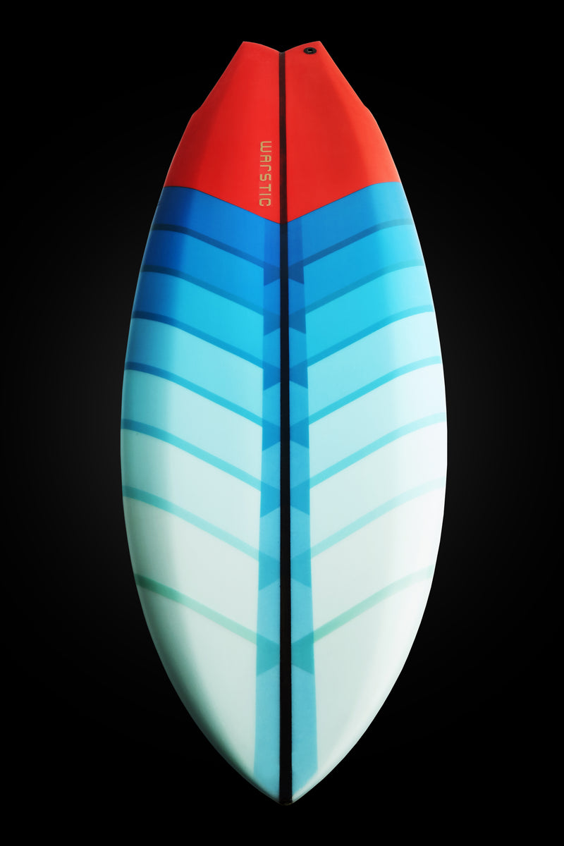HAWKTAIL SURFBOARD, [prouduct_type], [Warstic]