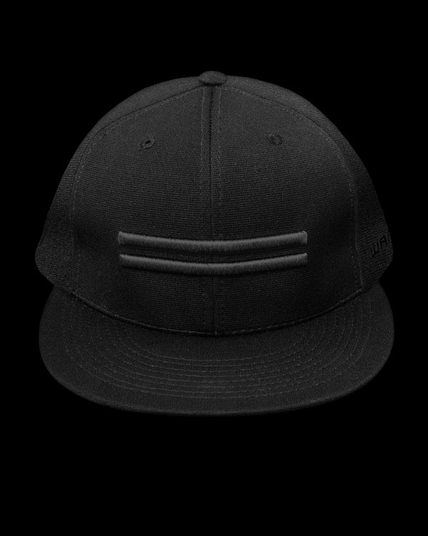 WARSTRIPE FITTED STRETCH - BLACK
