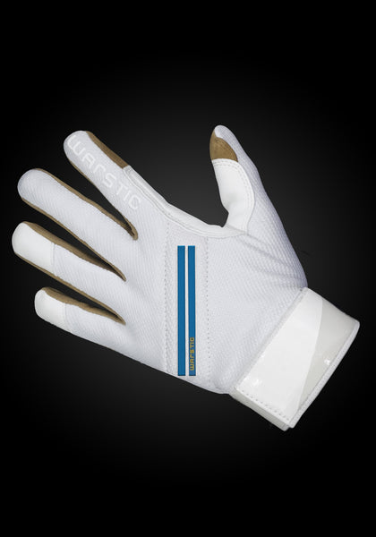 Workman2 Batting Gloves White/Royal
