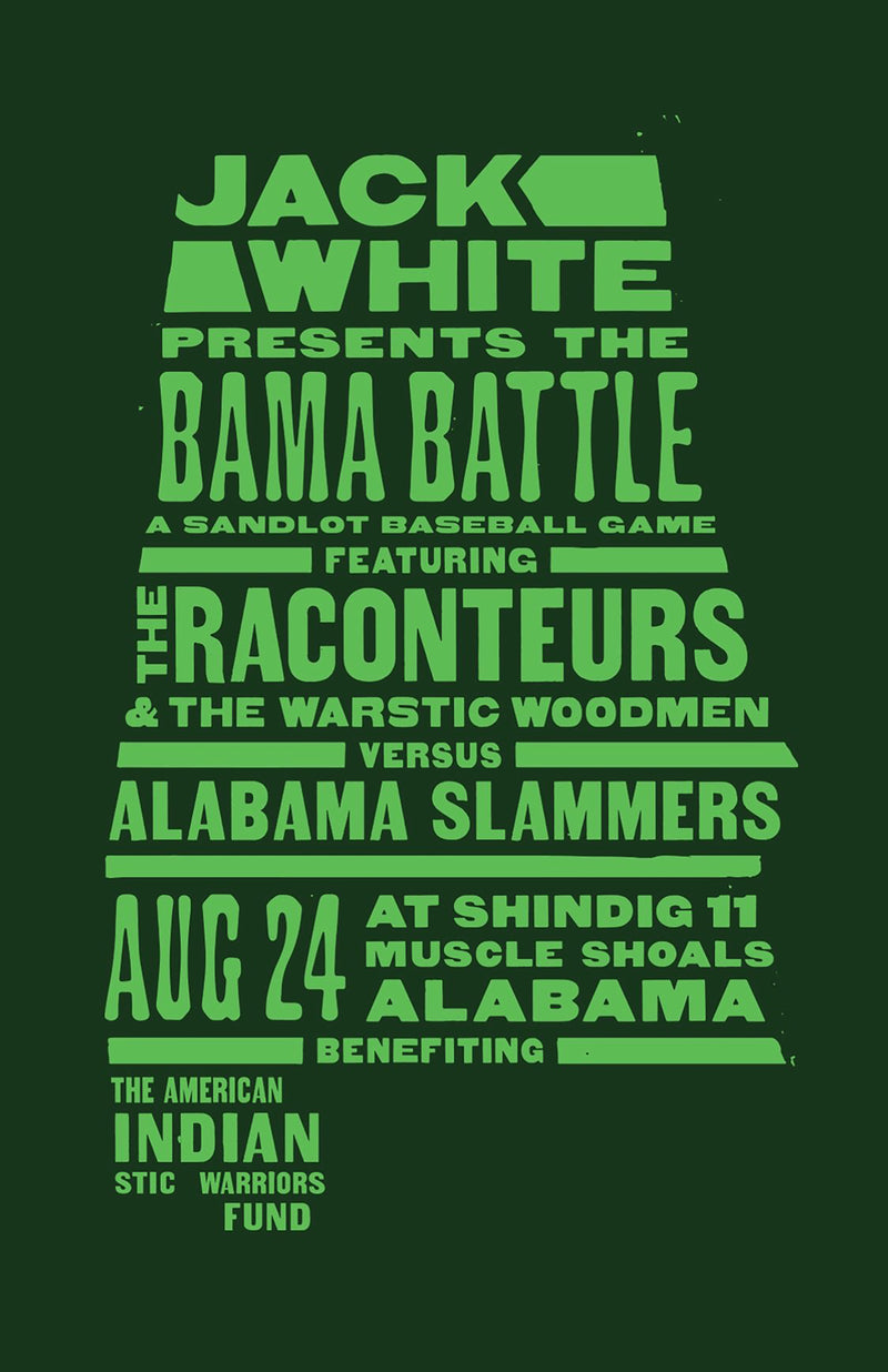 2019 BAMA BATTLE | FLORENCE POSTER, [prouduct_type], [Warstic]