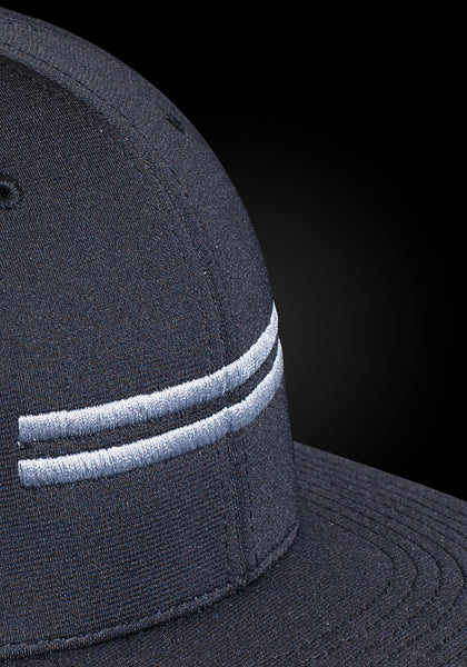 Warstripes Hat ll Black/Silver, [prouduct_type], [Warstic]