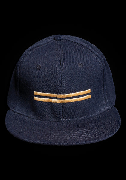 Warstripes Hat ll Black/Gold, [prouduct_type], [Warstic]