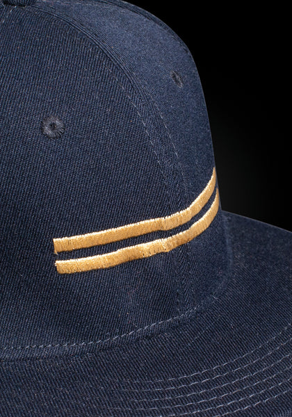 Warstripes Hat ll Black/Gold