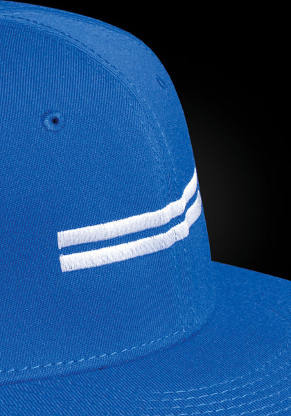 Warstripes Hat ll Royal