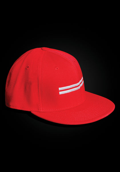 Warstripes Hat ll Red