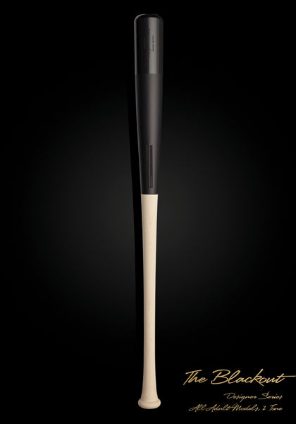The Blackout Wood Bat, [prouduct_type], [Warstic]