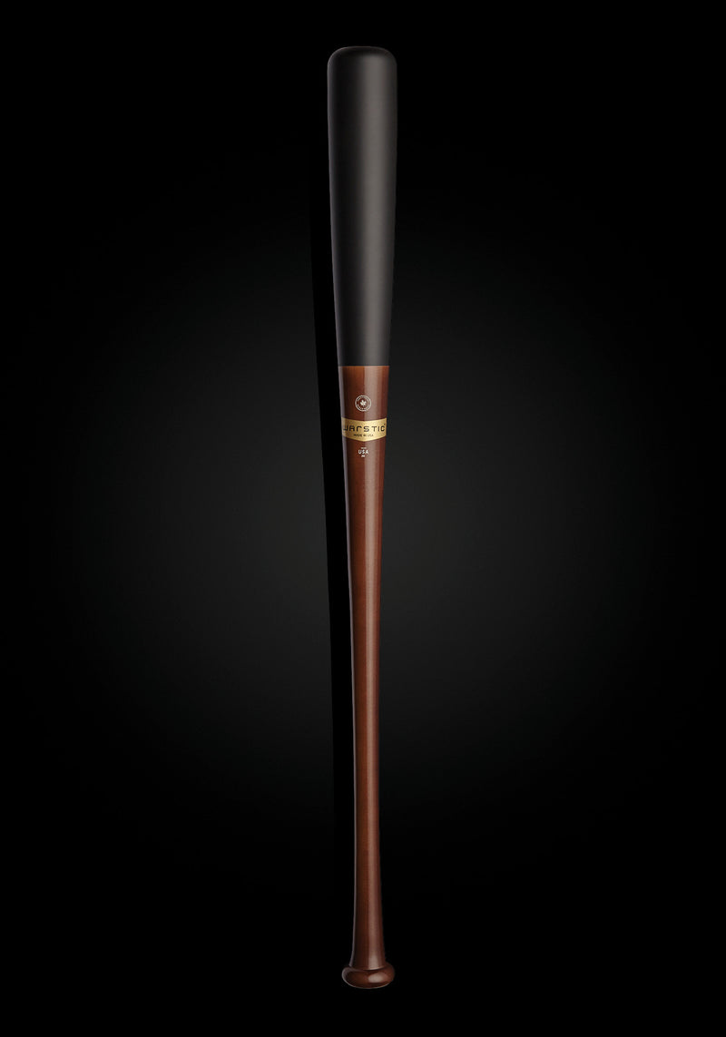 The El Caballo Negro Wood Bat, [prouduct_type], [Warstic]