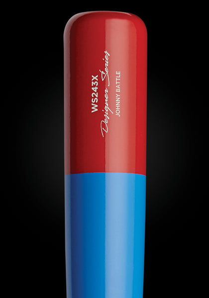 The Firecracker Wood Bat, [prouduct_type], [Warstic]