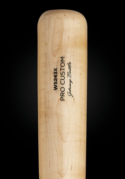 PWRD BY WS243x Wood Bat, [prouduct_type], [Warstic]