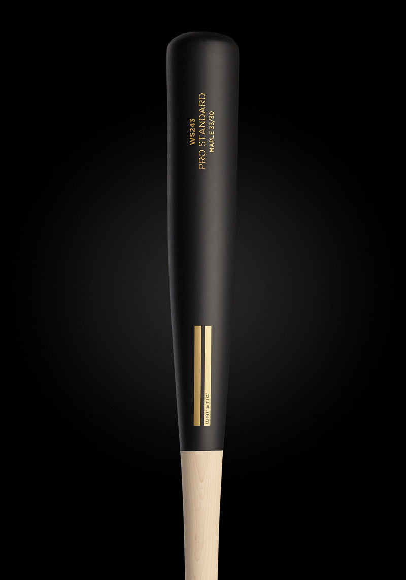 Pro Standard Issue WS243 Maple Wood Bat, [prouduct_type], [Warstic]