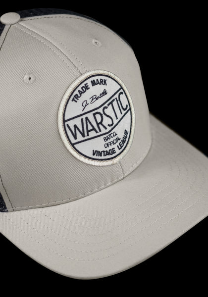 Off-Season Snapback Off White/Black (Vintage League White), [prouduct_type], [Warstic]
