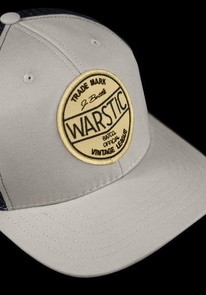 Off-Season Snapback Off White/Black (Vintage League Gold), [prouduct_type], [Warstic]