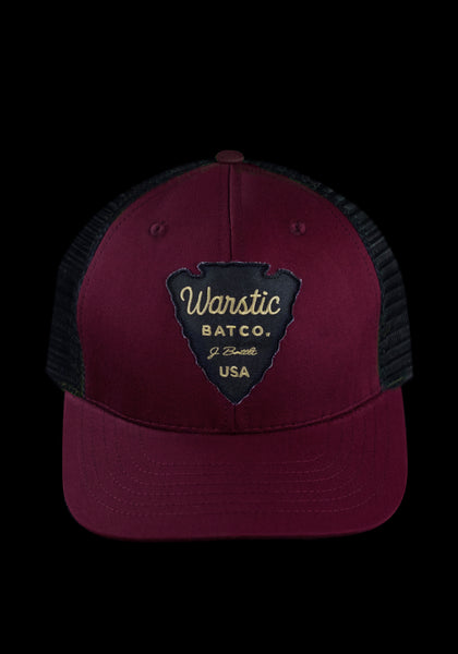 Off-Season Snapback Wine/Black (Arrowhead), [prouduct_type], [Warstic]