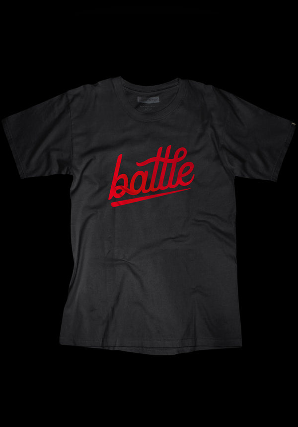 WARSTIC BATTLE TEE (BLACK/RED), [prouduct_type], [Warstic]