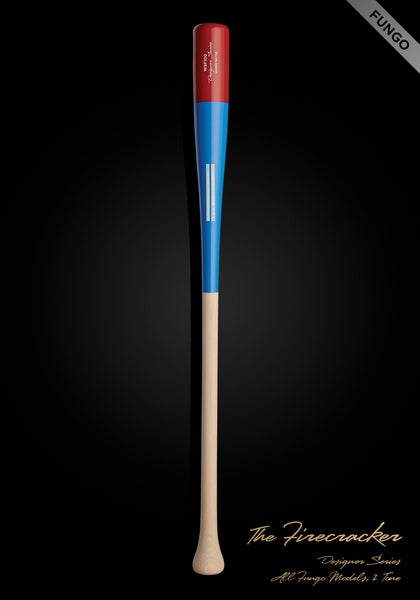 The Firecracker (Fungo) Wood Bat, [prouduct_type], [Warstic]