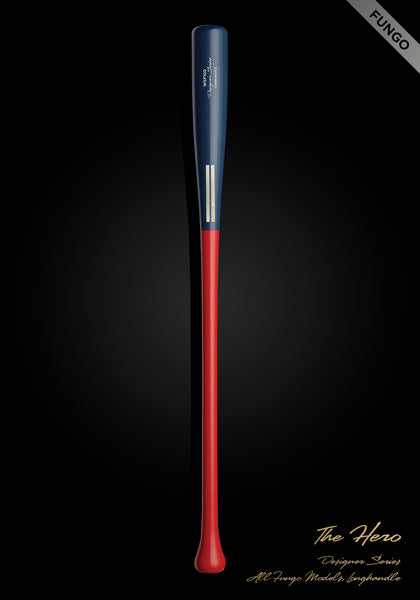 The Hero (Fungo) Wood Bat, [prouduct_type], [Warstic]