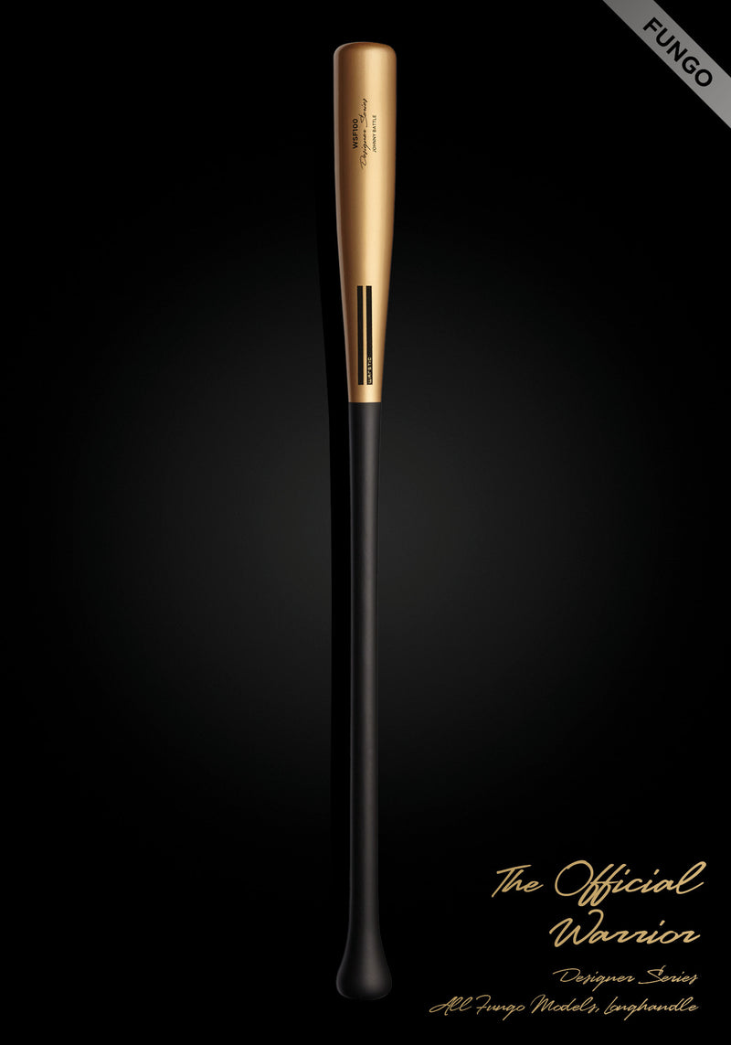 The Official Warrior (Fungo) Wood Bat, [prouduct_type], [Warstic]