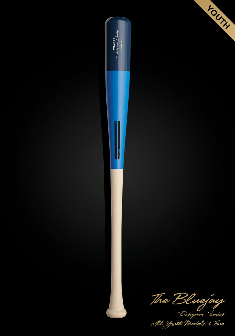 The Bluejay (Youth) Wood Bat, [prouduct_type], [Warstic]