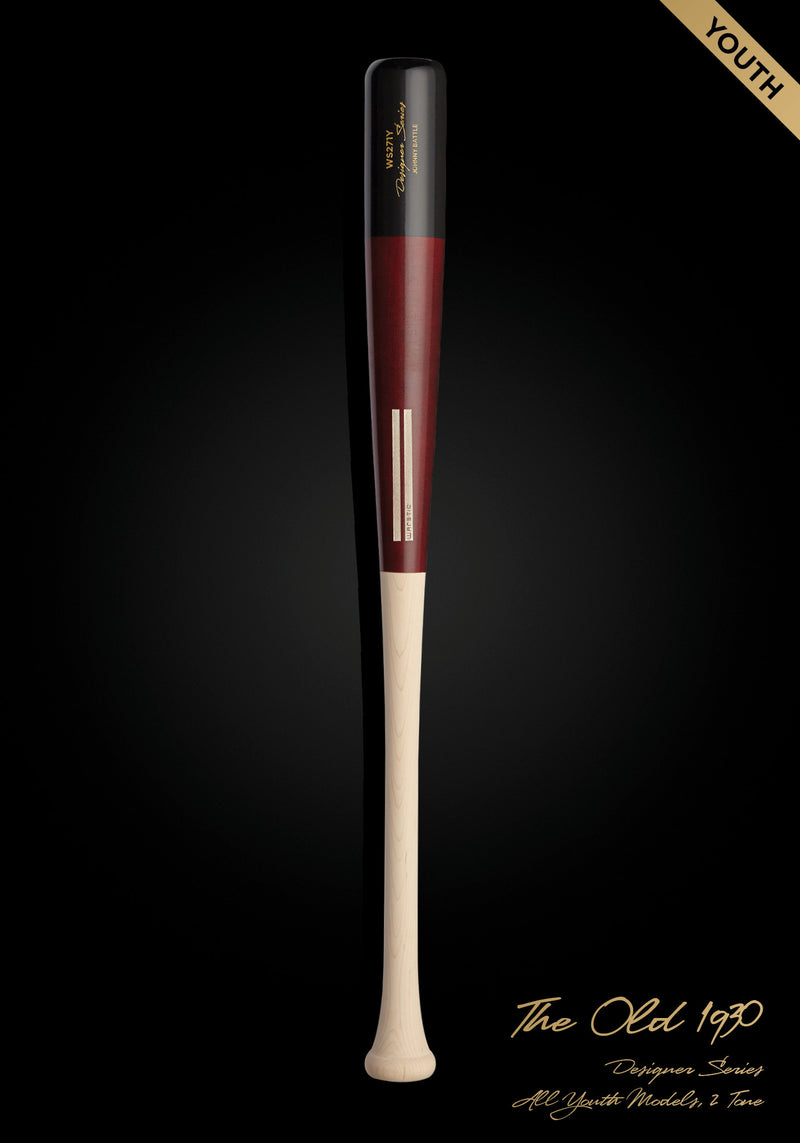 The Old 1930 (Youth) Wood Bat, [prouduct_type], [Warstic]