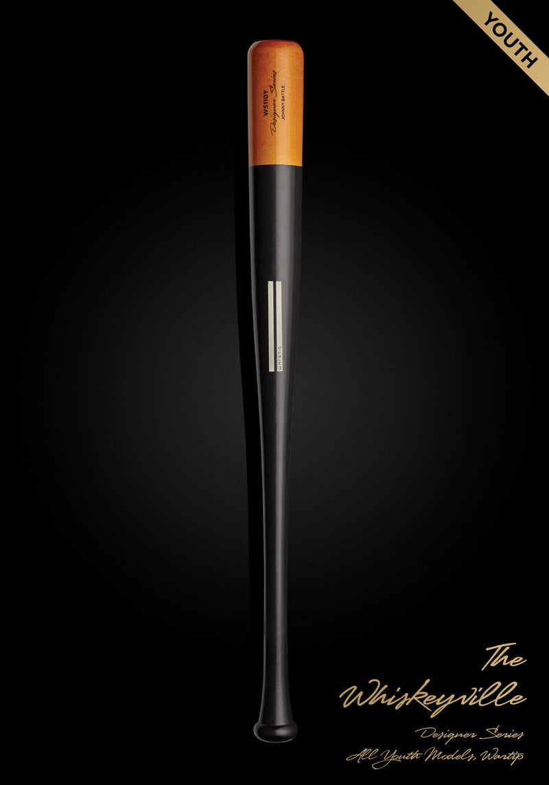 The Whiskeyville (Youth) Wood Bat, [prouduct_type], [Warstic]