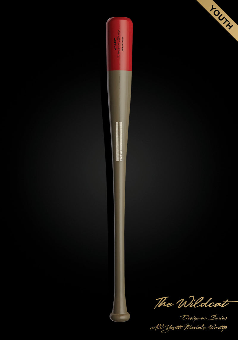 The Wildcat (Youth) Wood Bat, [prouduct_type], [Warstic]