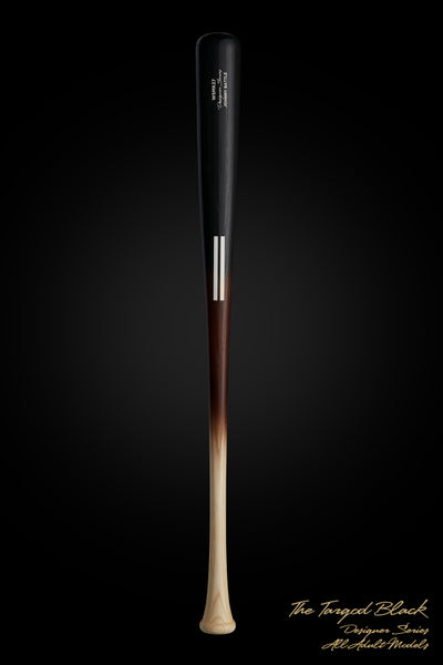 The Targod Black Wood Bat, [prouduct_type], [Warstic]