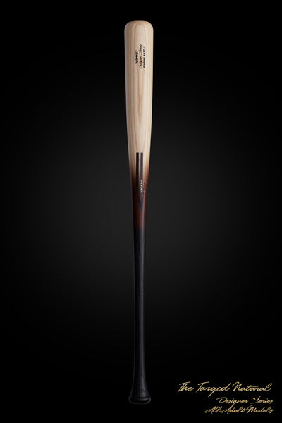 The Targod Natural Wood Bat, [prouduct_type], [Warstic]