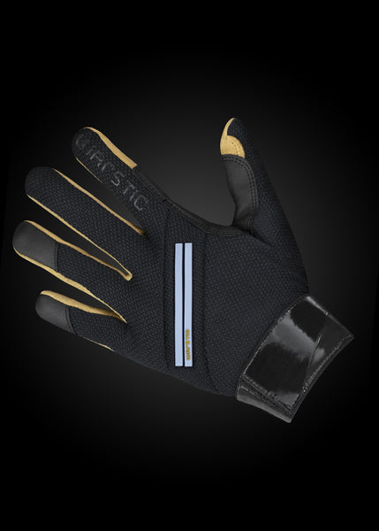 Workman2 Batting Gloves Black/ Ocean, [prouduct_type], [Warstic]