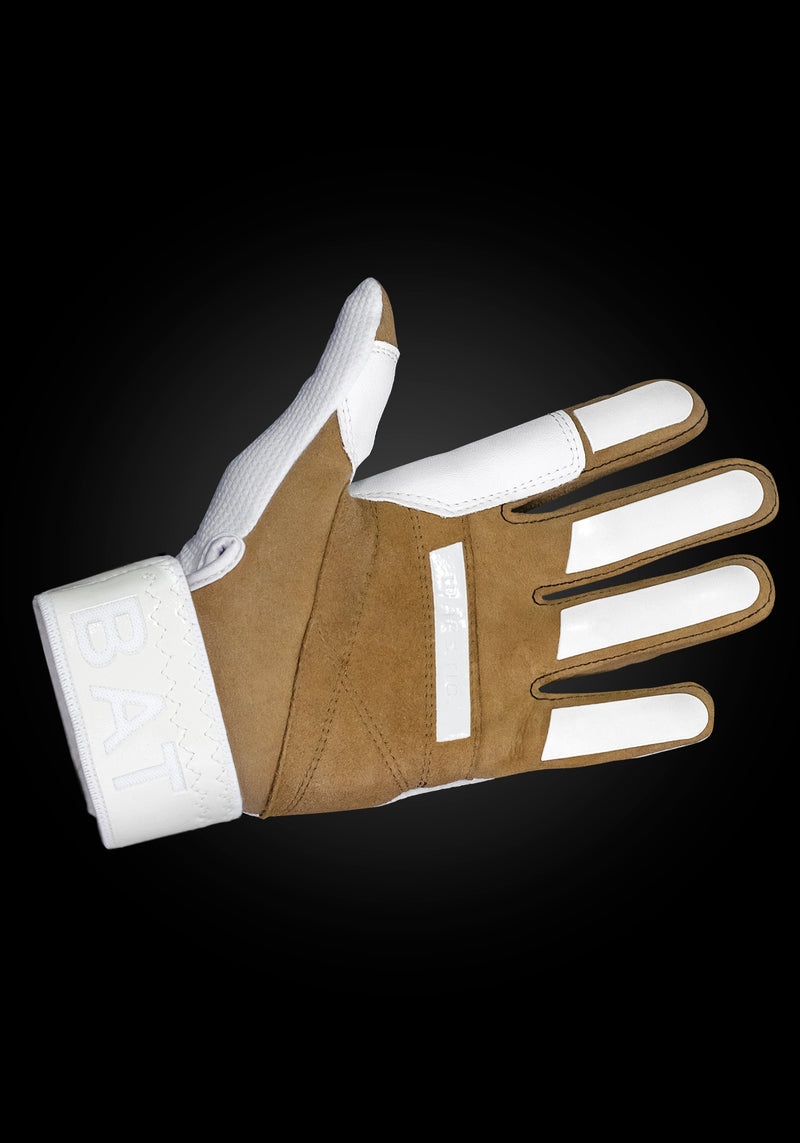 "WORKMAN2 ADULT & YOUTH BATTING GLOVES ""WHITEOUT"", [prouduct_type], [Warstic]"