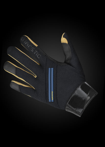 Workman2 Batting Gloves Black/ Navy, [prouduct_type], [Warstic]
