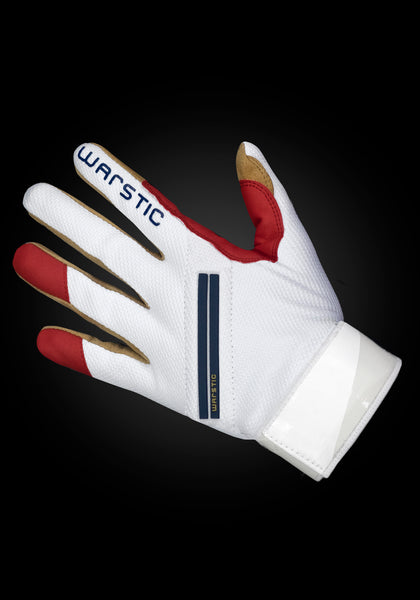 "Workman2 Batting Gloves ""USA"", [prouduct_type], [Warstic]"