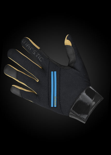 Workman2 Batting Gloves Black/ Royal, [prouduct_type], [Warstic]