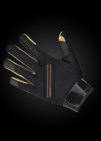 Workman2 Batting Gloves Black/ Maroon, [prouduct_type], [Warstic]