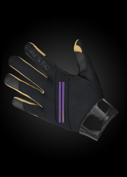 Workman2 Batting Gloves Black/ Crown, [prouduct_type], [Warstic]