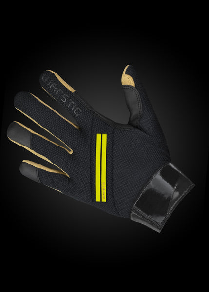 Workman2 Batting Gloves Black/ Sun, [prouduct_type], [Warstic]