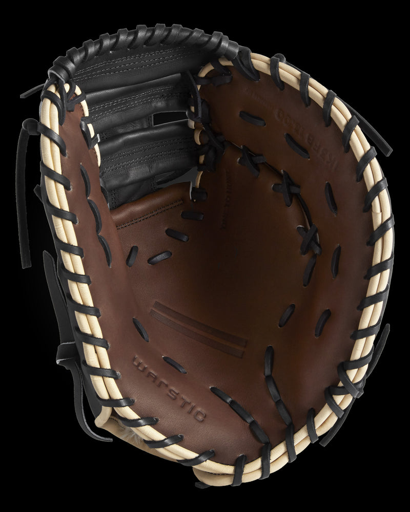 IK3 SERIES JAPANESE KIP FIRST BASE MITT- BISON STYLE