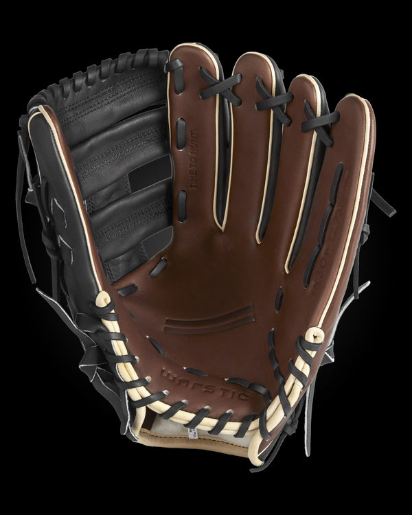 IK3 SERIES JAPANESE KIP OUTFIELD GLOVE- BISON STYLE