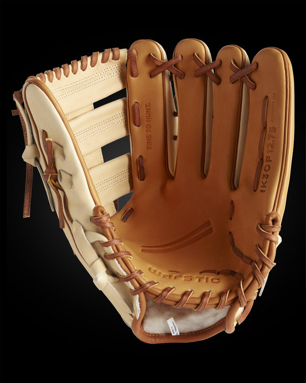 IK3 SERIES JAPANESE KIP OUTFIELD GLOVE- WILD HORSE STYLE