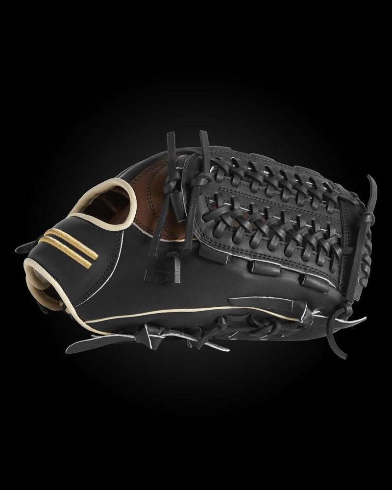 IK3 SERIES JAPANESE KIP PITCHER'S GLOVE - BISON STYLE